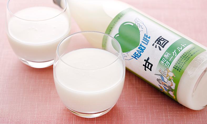 和製ヨーグルト甘酒(ノンアルコール)